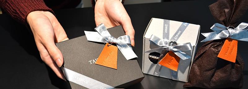 プレゼントを直接配送する方法