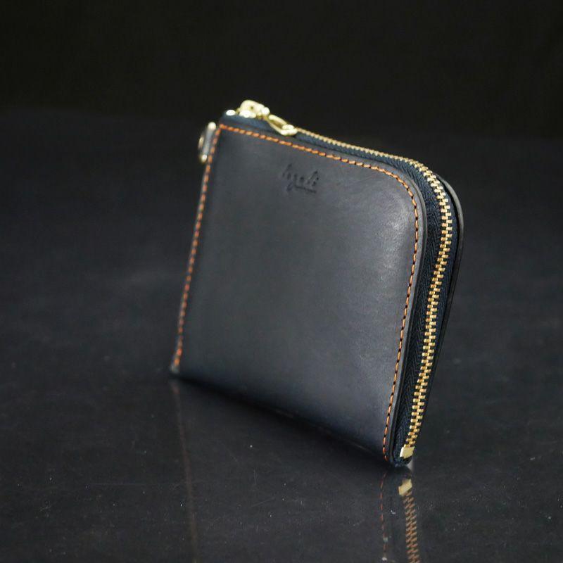 財布 ネイビー