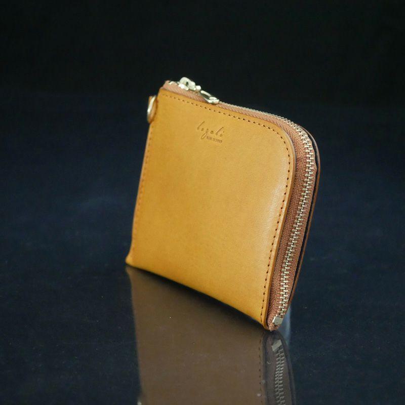 財布 キャメル